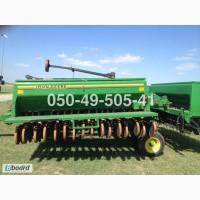 Механическая зерновая сеялка Джон Дир 455 JOHN DEERE 455 9.1 метров под 200 л.с