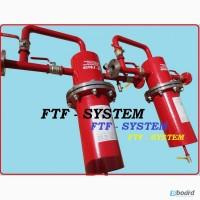 Фильтры FTF-system. Фильтры с системой самоочистки