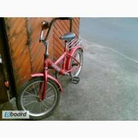 Продам детский велосипед SNOW BIKE KONTUR