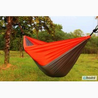 Гамак для дачи Light Parachute Nylon Hammock, садовый гамак недорого