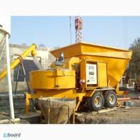 Б/у Мобильный бетонный завод B-15-1200 (2013 года)