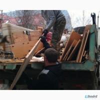 Вывоз строй-мусора в специально отведенные места