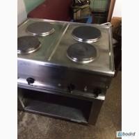 Плита бу Kogast ES-80 электрическая для кафе, ресторана