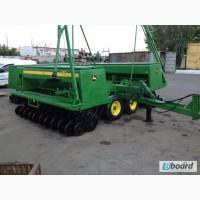 Сівалка зернова механічна John Deere 455 9м
