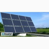 Солнечные панели, батареи. Солнечные электростанции