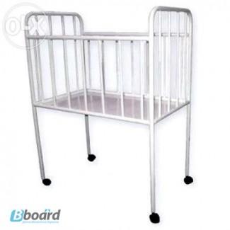 Кровать детская с матрацем КФД-1м