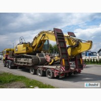 Негабаритные перевозки Житомир, перевозка негабаритных грузов тралом в Житомир. Негабарит