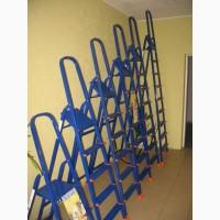 Всегда в продаже надежная продукция для быта : лестницы-стремянки