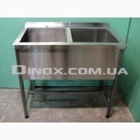 Ванна моечная 2х секционная 1200*600*850мм