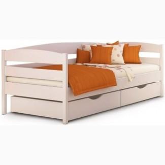 Односпальные детские кровати. Акция