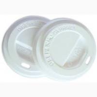 Крышка на стакан КВ80 50шт.(40/2000) (340мл) Белая