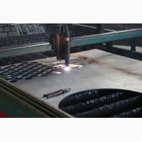Плазменная резка и обработка металла нашими специалистами