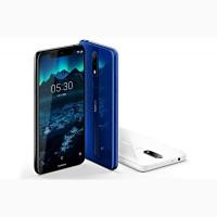 Nokia X5 2 сим, 5, 86 дюй, 8 яд, 32 Гб, 13+5+8 Мп, 3060 мА/ч
