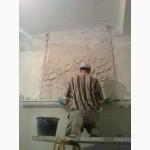 Штукатурка стен маячная