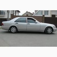 1992 Mercedes S-Class газ - бензин