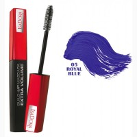 Тушь для ресниц Build-up Mascara Extra Volume 05 Royal Blue IsaDora