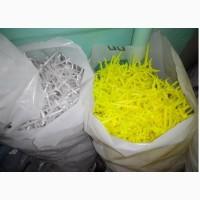 Куплю отходы полимеров, дробленку, гранулу, брак изделий