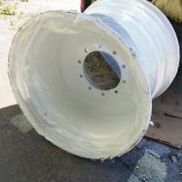 Изготовление передних усиленных дисков 27х32 на комбайны