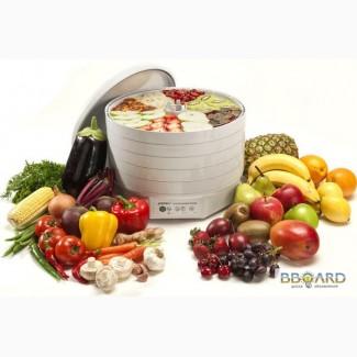 Сушка для фруктов,овощей и др. Ezidri Snackmaker FD500.