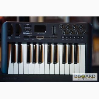 Миди клавиатура M-audio Oxygen 25 MKII купить Харьков