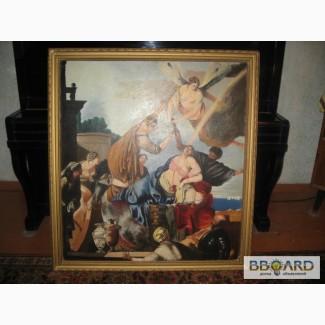 Картины копии известных мастеров