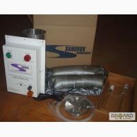 Канальный ультрафиолетовый стерилизатор воздуха Sanuvox, США