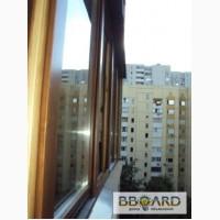 Профессиональное остекление лоджий и балконов в рассрочку.