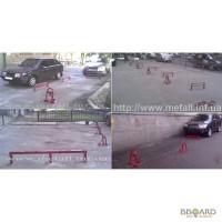 Колесоотбойники и разделители парковочных мест