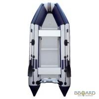 Моторные и килевые надувные лодки Колибри