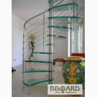 Стеклянные лестницы