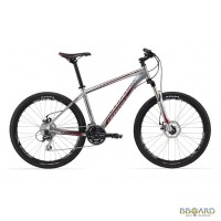 Велосипед 26 Cannondale Trail 5 silver, на гидравлических тормозах