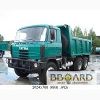 Запчасти на Tatra 815