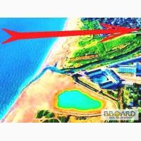 Шикарная земля у моря рядом с пляжем для дома или гостиницы Севастополь