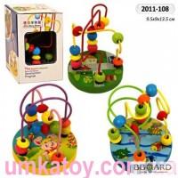 Предлагаем к продаже деревянные развивающие логические игрушки