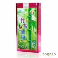 Капсулы для похудения с бамбуковой солью