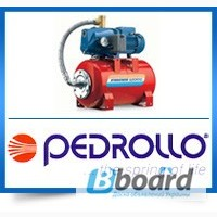 Гидромаш: продажа насосов Pedrollo (Италия) по лучшим ценам