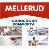 Элитная бытовая химия для уборки Mellerud (Меллеруд), Германия