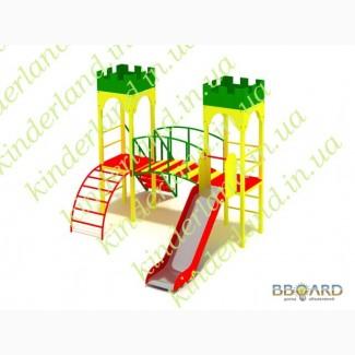Детский игровой комплекс Малютка-4