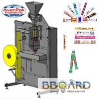 ЗТО Аванпак 2-х потоковый фасовочно-упаковочный автомат Пневматик-84 для фасовки в пакет