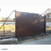 Комплект сборных откатных ворот «ВЕЛДИ»