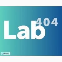 Lab-404 - создадим сайт недорого и качественно, цена всего 199$