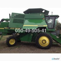 Лучший зерноуборочный комбайн Джон Дир John Deere 9500 из США цена