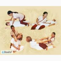 Тайский лечебный массаж
