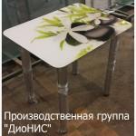 Запущена в производство новая партия обеденных стеклянных столов. Резервируйте