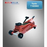 Домкрат подкатной гидравлический Torin T83502. Грузоподъемность 3500 кг