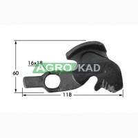 Зажимная пластина Claas AG000037