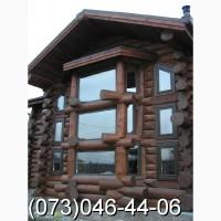 Деревянные окна на заказ киев
