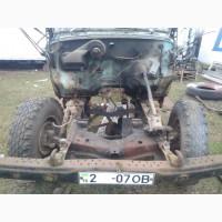 Газ-53 Разборка