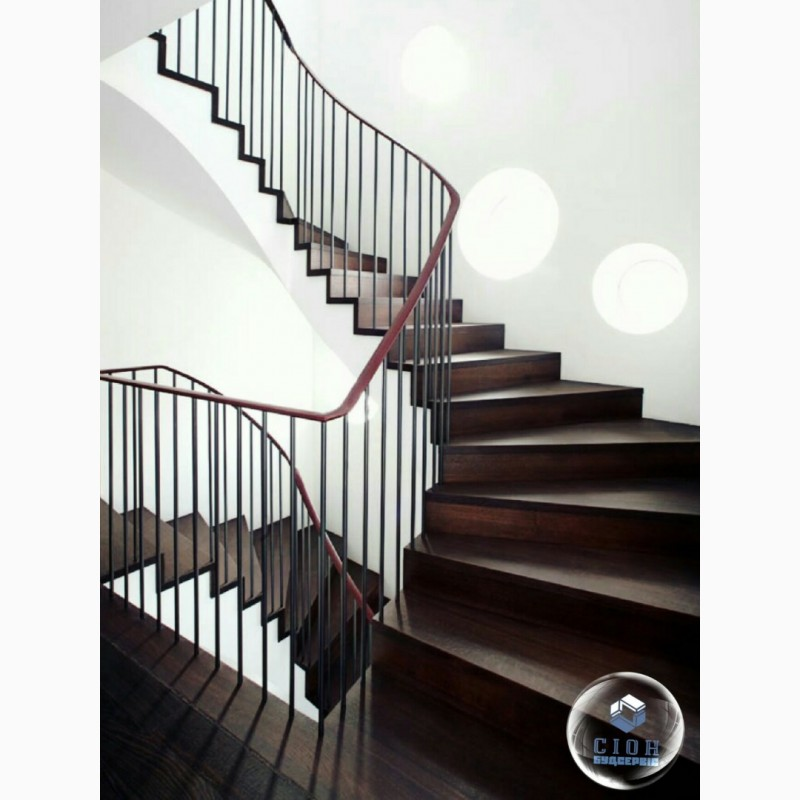 Деревянные лестницы на второй этаж для дома - купить в