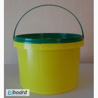 Ведро пластиковое 2.25 литра